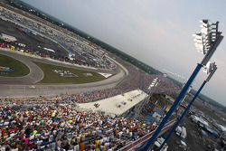 Overview of Kentucky Speedway