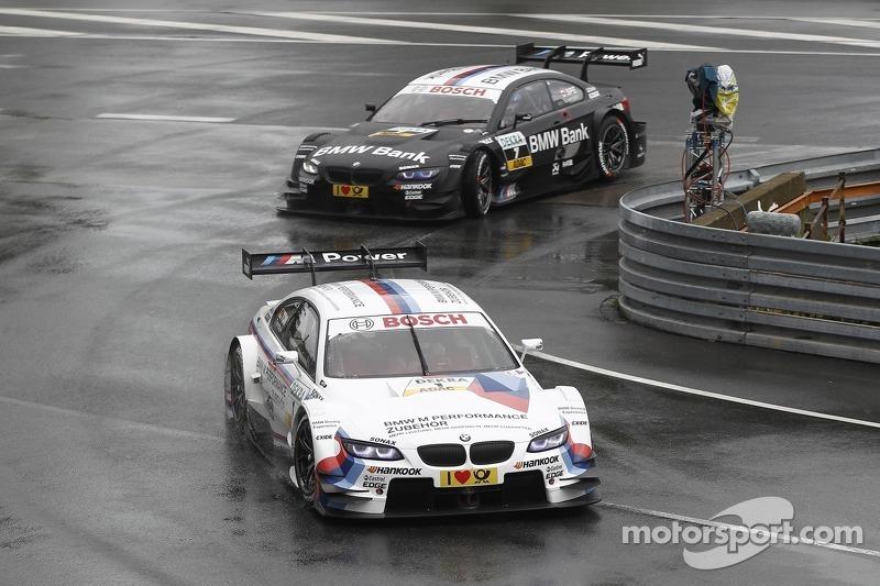 Martin Tomczyk, BMW Team RMG BMW M3 DTM, Bruno Spengler, BMW Team Schnitzer BMW M3 DTM