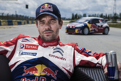 Sébastien Loeb X-Games preparations