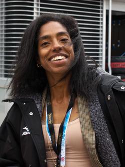 Yamile Aldama, Triple Jumper