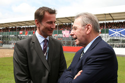 Jacques Rogge, Olympic Committee president,