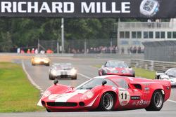 #11 Lola T70 MKIII: Marc Devis