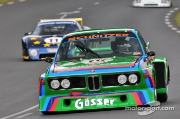 #10 BMW 3.5 CSL: Anthony Walker, Franck Kovasevic