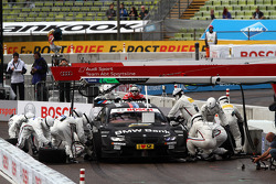 Sunday Quarter Finals Augusto Farfus Jr., BMW Team RBM BMW M3 DTM against Bruno Spengler, BMW Team Schnitzer BMW M3 DTM