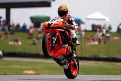 #50 Meen Motorsports Racing, Yamaha YZF-R6: Bobby Fong