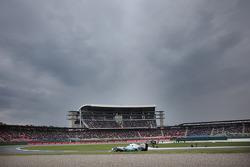 Michael Schumacher, Mercedes GP under dark clouds