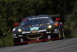 #23 Lotus/Alex Job Racing: Bill Sweedler, Townsend Bell