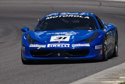 #31 Ferrari of Ontario 458CS: Damon Ockey 3