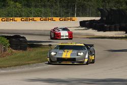#004 2006 Ford GT: David Robertson