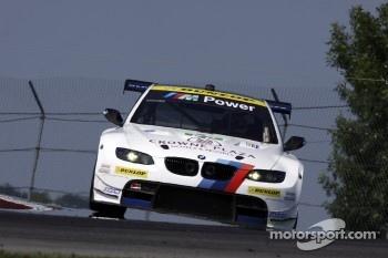 #56 BMW Team RLL BMW E92 M3: Dirk Müller