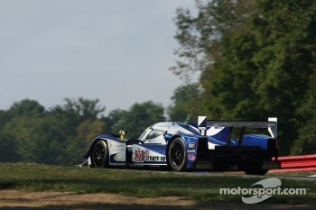 #20 Dyson Racing Team Inc. Lola Lola B11/66 Mazda: Michael Marsal, Eric Lux