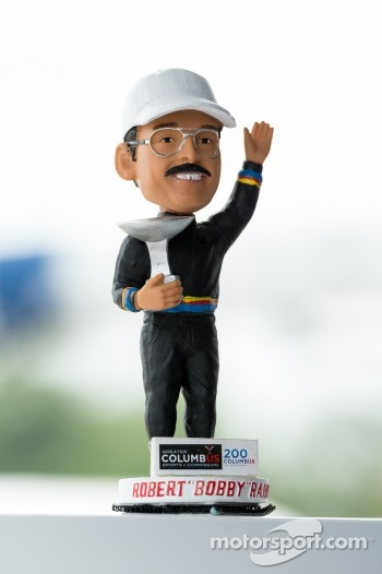 Bobby Rahal bobblehead