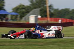 Mike Conway, AJ Foyt Enterprises Honda