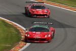 #10 SOFREV ASP Ferrari 458 Italia: Olivier Panis, Morgan Moulin-Traffort, Fabien Barthez, Eric Debard
