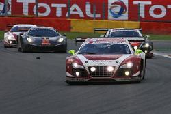 #16 Audi Sport Team Performance Audi R8 LMS ultra: Andrea Piccini, Rene Rast, Frank Stippler