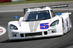#5 Action Express Racing Chevrolet Corvette DP: Paul Tracy, David Donohue
