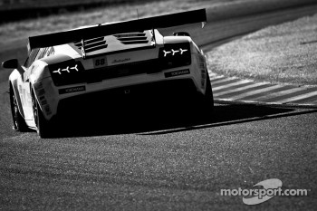 #88 JLOC Lamborghini Gallardo LP600+ GT3: Manabu Orido, Takayuki Aoki, Keita Sawa