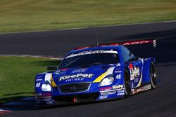 #35 Lexus Team KeePer Kraft Lexus SC430: Yuji Kunimoto, Andrea Caldarelli