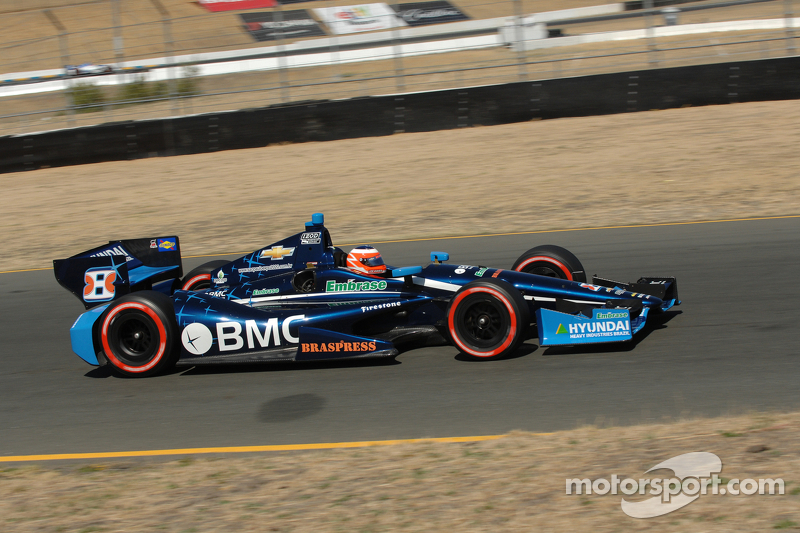 Rubens Barrichello, BMC/Embrase KV Racing Technology Chevrolet