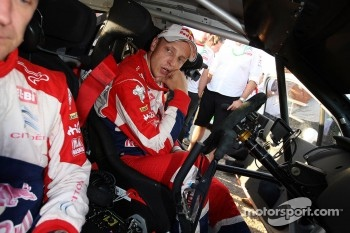 Mikko Hirvonen, Citroën Total World Rally Team