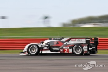 #2 Audi Sport Team Joest Audi R18 Ultra: Allan McNish, Tom Kristensen