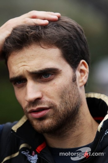 Jrme d'Ambrosio, Lotus F1 Team Third Driver