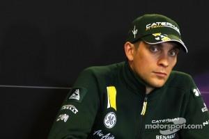 Vitaly Petrov, Caterham F1 Team