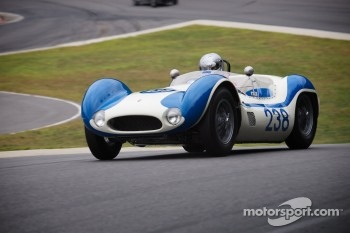 #238 Tony Wang Lloyd Harbor, N.Y. 1959 Maserati T61