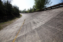 F1: The famous old Monza banking