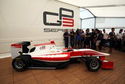 The new GP3 car