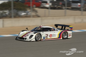 #2 Starworks Motorsport Ford Riley: Alex Popow, Ryan Dalziel