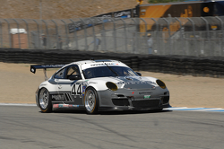 #44 Magnus Racing Porsche GT3 Cup: Andy Lally,JohnPotter