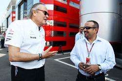 Manseur Ojeh, McLaren shareholder