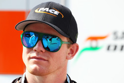 Conor Daly, Lotus GP / Sahara Force India F1 Team Test Driver