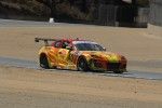 #40 Dempsey Racing Visit Florida / Share a Little Sunshine Mazada RX-8: Joe Foster, Patrick Dempsey