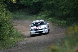 Alexandre Béland and Yvan Joyal, Subaru WRX