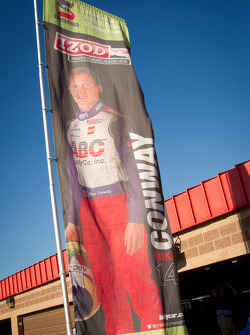 Banner for Mike Conway, A.J. Foyt Racing Honda