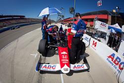 Wade Cunningham, A.J. Foyt Racing Honda