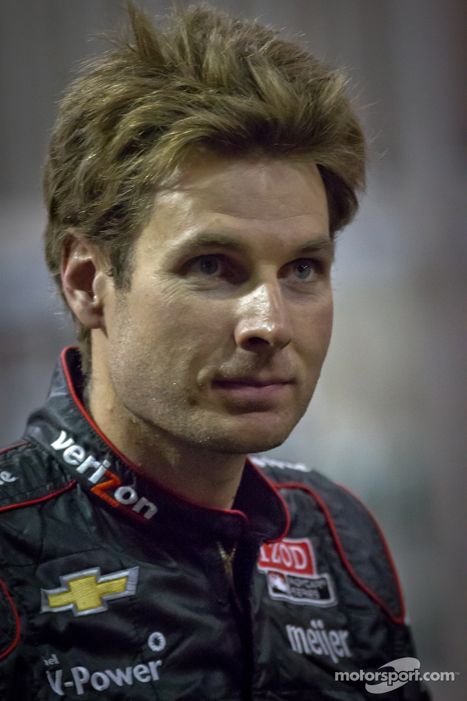 Will Power, Verizon Team Penske Chevrolet after retiring from the race