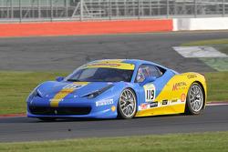 Andrii Lebed, Ferrari Ukraina