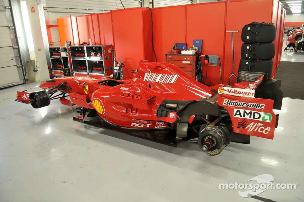 Ferrari F2007