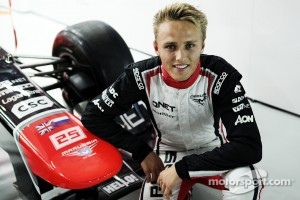 Max Chilton, Marussia F1 Team Reserve Driver