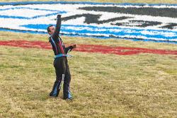 Race winner Austin Dillon