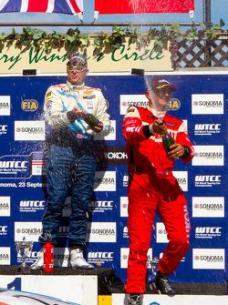 Robert Huff, Chevrolet Cruze 1.6T, Chevrolet ,Gabriele Tarquini, SEAT Leon WTCC, Lukoil Racing Team