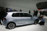 Volkswagen Golf Blue Emotion