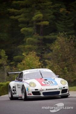 #59 The Brumos Companies Brumos Racing Porsche GT3: Andrew Davis, Leh Keen