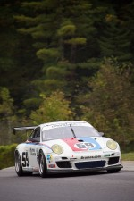 #59 The Brumos Companies Brumos Racing Porsche GT3: Andrew Davis, Leh Keen 