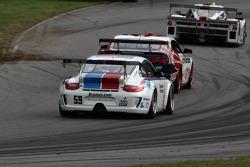 # 59 Brumos Racing Porsche GT3: Andrew Davis, Leh Keen