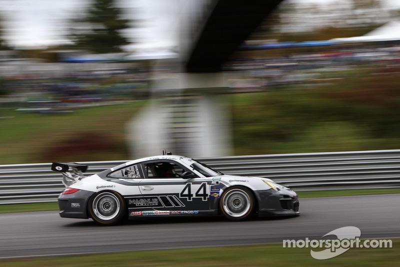 # 44 Magnus Racing Porsche GT3: Andy Lally, John Potter