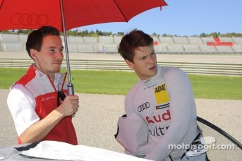 Adrien Tambay, Audi Sport Team Abt
